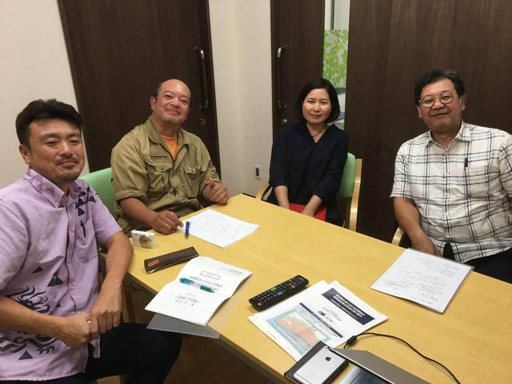 「超高齢社会におけるUR団地の医療福祉拠点形成の取り組み」について勉強会を開きました!