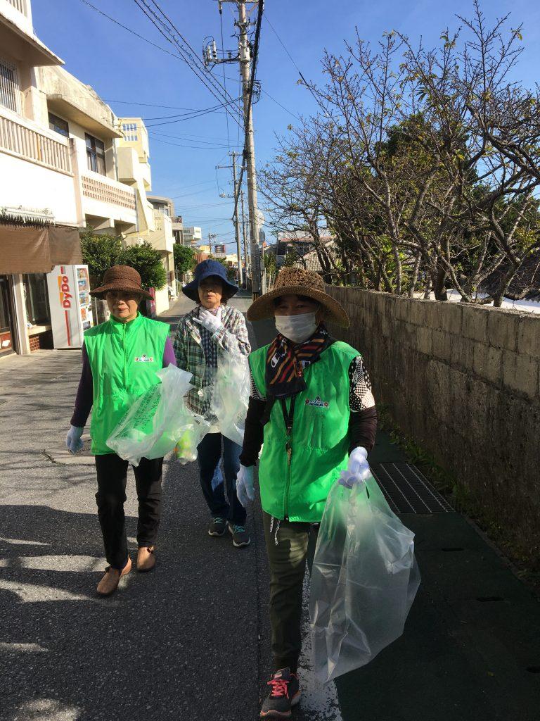 クリーンデーin沖縄市が行われました!